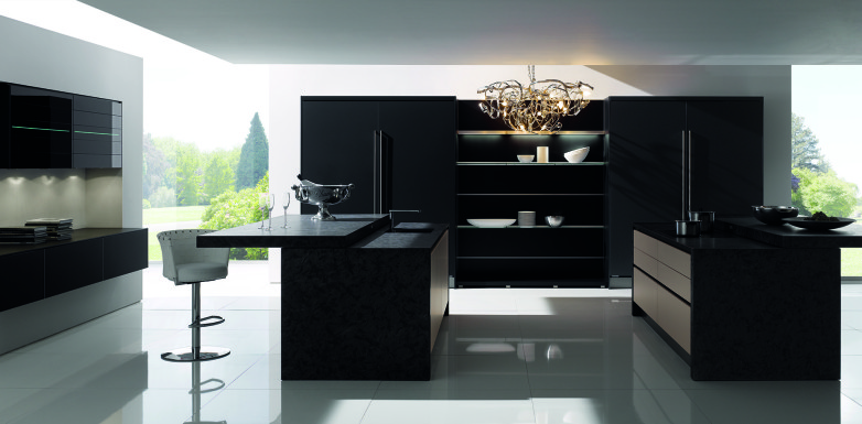 Distinguiti con una cucina hacker german made qualita - Cucine di marca tedesca ...